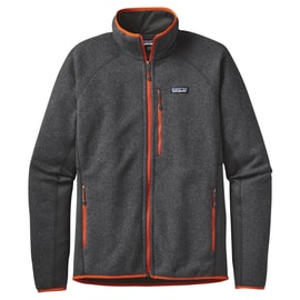 Patagonia M´s Performance Better Sweater JKT Anthrazit