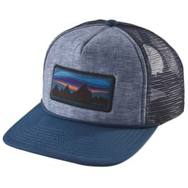 Patagonia Fitz Roy Banner Interstate Hat Blau