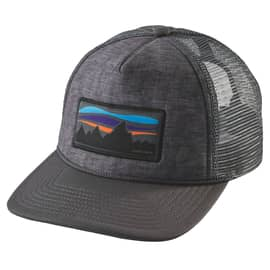 Patagonia Fitz Roy Banner Interstate Hat Anthrazit