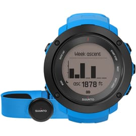Suunto Ambit Vertical Blue HR Neutral
