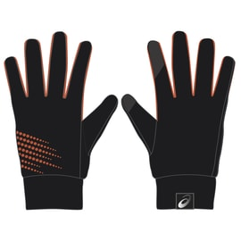 Asics Basic Performance Gloves Orange