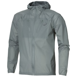 Asics Waterproof Jacket Khaki