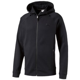 Puma Active Dry Hooded Jacket Schwarz