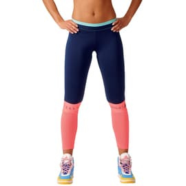 adidas Long Glow Tight Dunkelblau