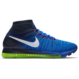 Nike Zoom All Out Flyknit Blau
