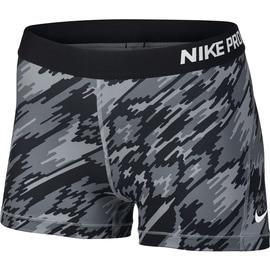Nike W NP CL Short 3in Overdrive Anthrazit