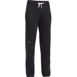 Under Armour Cotton Storm Pant Schwarz