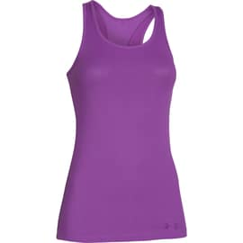 Under Armour Tech Victory Tank Violett