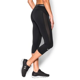 Under Armour UA HG Cool Switch Capri Schwarz
