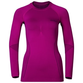 Odlo EVOLUTION WARM Shirt l/s crew neck W Pink
