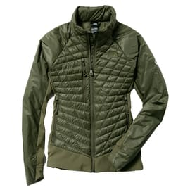 The North Face Women´s Desolation Thermoball Jacket Oliv