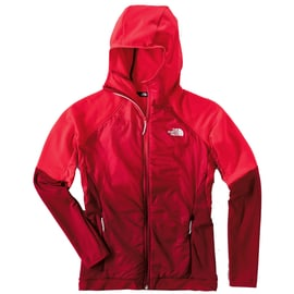 The North Face Women´s Kokyu Full Zip Hoodie Rot