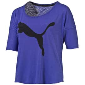 Puma The Good Life Tee Kornblau
