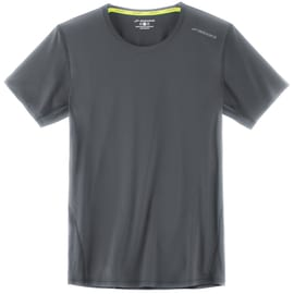 Brooks Steady Short Sleeve Grau