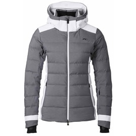 Kjus Ladies Snowscape Jacket Grau