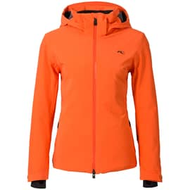 Kjus Ladies Formula Jacket Orange