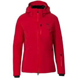 Kjus Ladies Edelweiss Jacket Rot