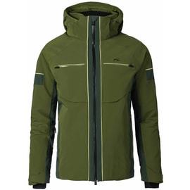 Kjus Men Downforce Jacket Grün