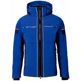 Kjus Men Downforce Jacket Blau