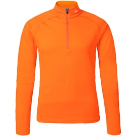 Kjus Men Second Skin Halfzip Orange