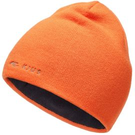 Kjus Unisex Formula Beanie Orange