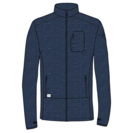 Maloja FogartyM. Fleece Jacket Men Dunkelblau