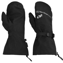 Outdoor Research Mt. Baker Modular GTX PRL Mitts Uni Schwarz
