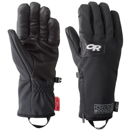 Outdoor Research Stormtracker Sensor WS Gloves Men Schwarz