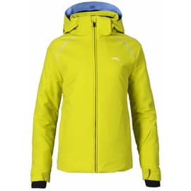 Kjus Boys Formula Jacket Lime