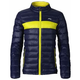 Kjus Boys Blackcomb Jacket Dunkelblau