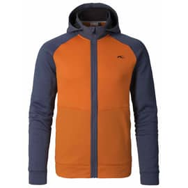 Kjus Men FRX PS Hooded Jacket Orange