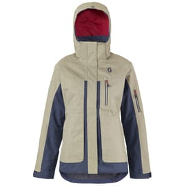 Scott Jacket Ultimate Dryo Women Beige
