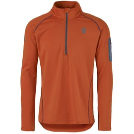 Scott Pullover Defined Light Men Orange