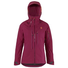 Scott Jacket Ultimate GTX Women Beere