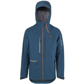 Scott Jacket Vertic GTX 3L Men Dunkelblau