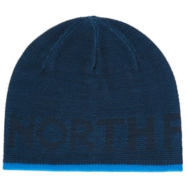 The North Face TNF TICKER TAPE BEANIE Blau