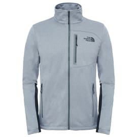 The North Face M CANYONLANDS FULL ZIP Grau