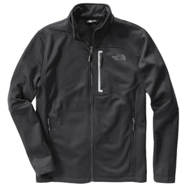 The North Face M CANYONLANDS FULL ZIP Schwarz
