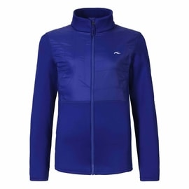 Kjus Boys Charger Jacket Blau