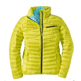 Spyder Timeless Jacket Gelb