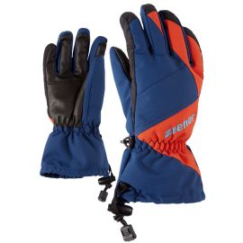 Ziener AGIL AS(R) glove junior Dunkelblau