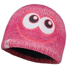 Buff CHILD KNITTED & POLAR HAT BUFF® MON Pink