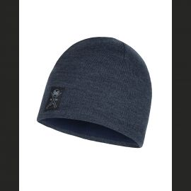 Buff KNITTED & POLAR HAT BUFF® SOLID Blau