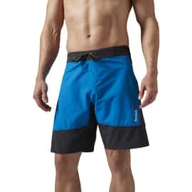 Reebok ONE Series STRENGTH NASTY CORDURA SHORT Blau