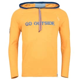 Chillaz LS Aspen Go Outside Men Orange