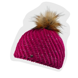 CMP Woman Knitted Hat Beere