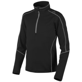 CMP BOY CARBONIUM SWEAT Schwarz