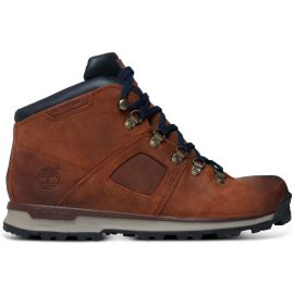 Timberland GT Scramble Mid Leather Waterproof Braun