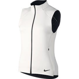 Nike W Nike Therma Sphere Vest Zoned Max Weiß
