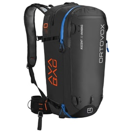 Ortovox Ascent 30 AVABAG Kit Schwarz
